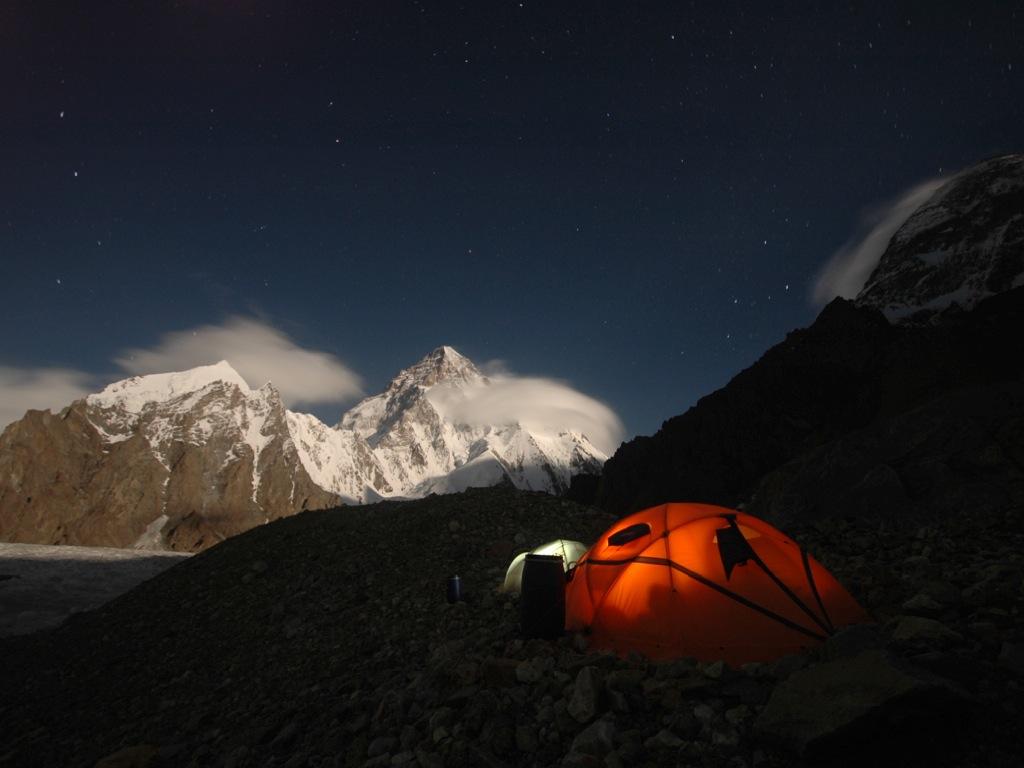 K2, Himilayas