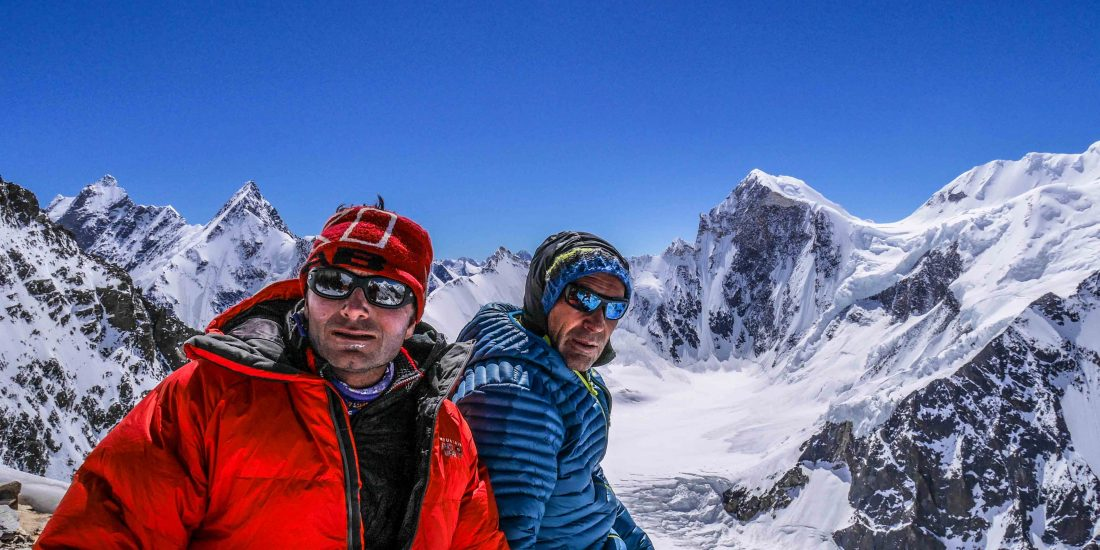 Beyond the Comfort Zone - 13 Countries to K2 Teaser